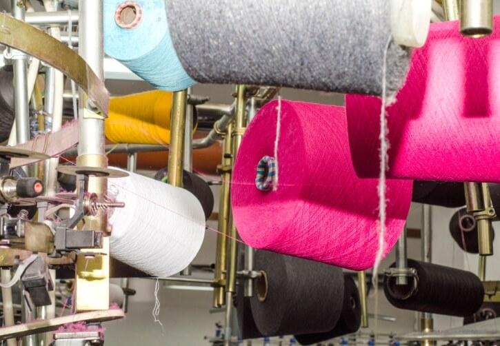 奈良県の広陵町は靴下生産日本一